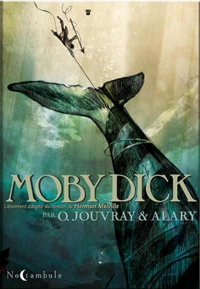Moby Dick Couverture du livre