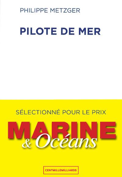 Pilote de mer Couverture du livre