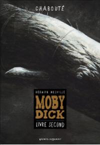 Moby Dick, Livre Second Couverture du livre