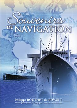 Souvenirs de navigation Couverture du livre