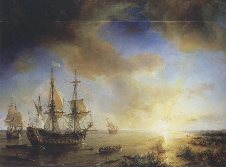 René-Robert Cavelier de La Salle et La Belle Couverture du livre