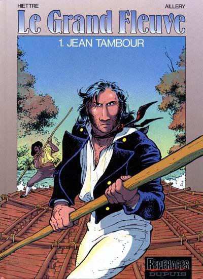 Jean Tambour - Tome 1 Couverture du livre