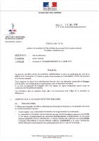 20180713 – Circulaire 34 – Procédures administratives cessation état militaire Marine (RO2)