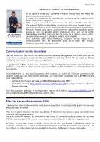 20210129_Newsletter DRES-M février 2021